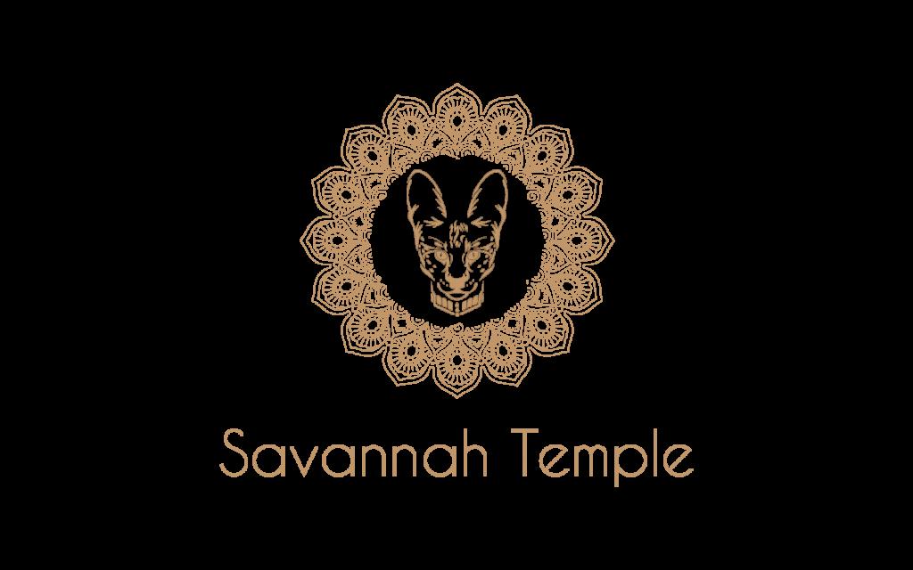 SAVANNAH CATS logo